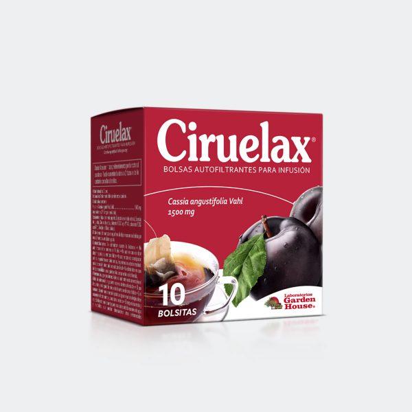 Ciruelax Te x10