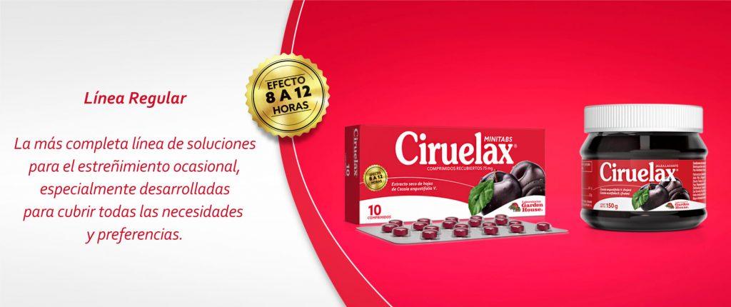 Ciruelax Regular Flia
