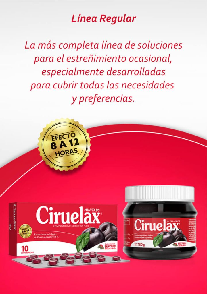 Ciruelax Regular Flia